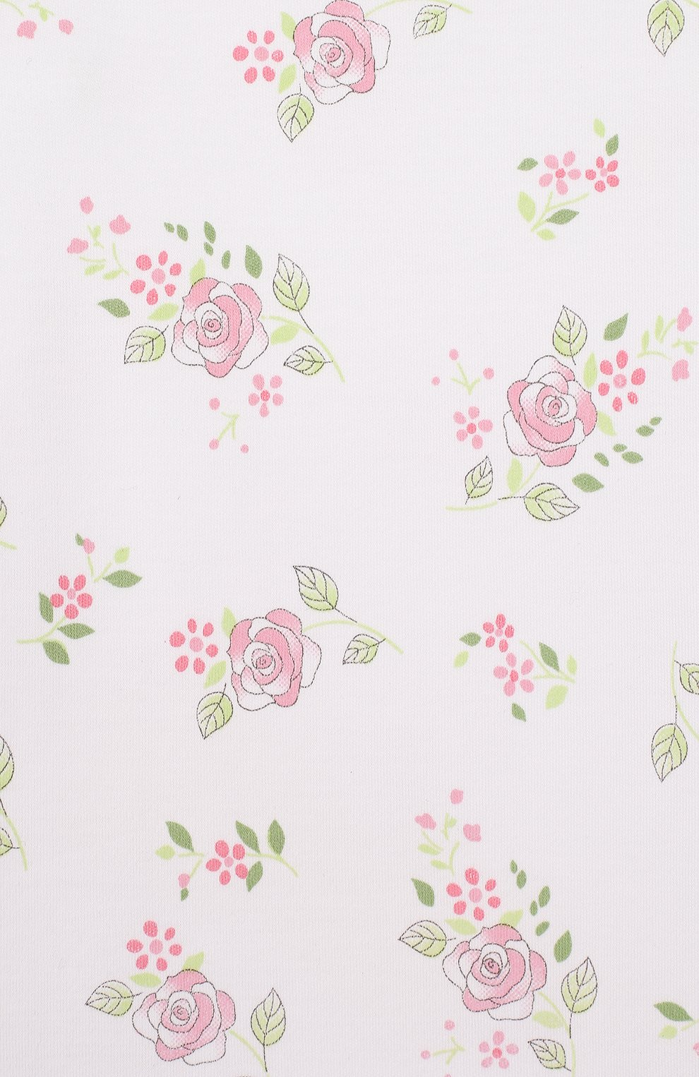 Детский пижама hope's roses essentials MAGNOLIA BABY розового цвета, арт. E105-LP-PK   Фото 6 (Рукава: Длинные; Материал внешний: Хлопок)