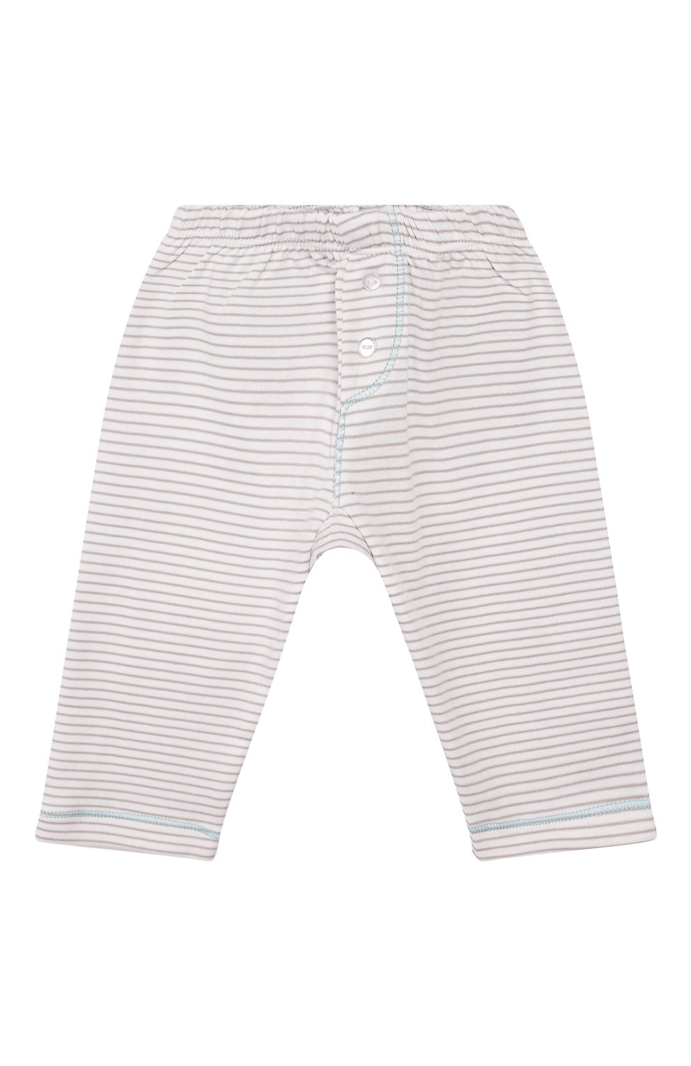 Детский комплект из лонгслива и брюк best buddy MAGNOLIA BABY серого цвета, арт. 563-27-LB | Фото 4