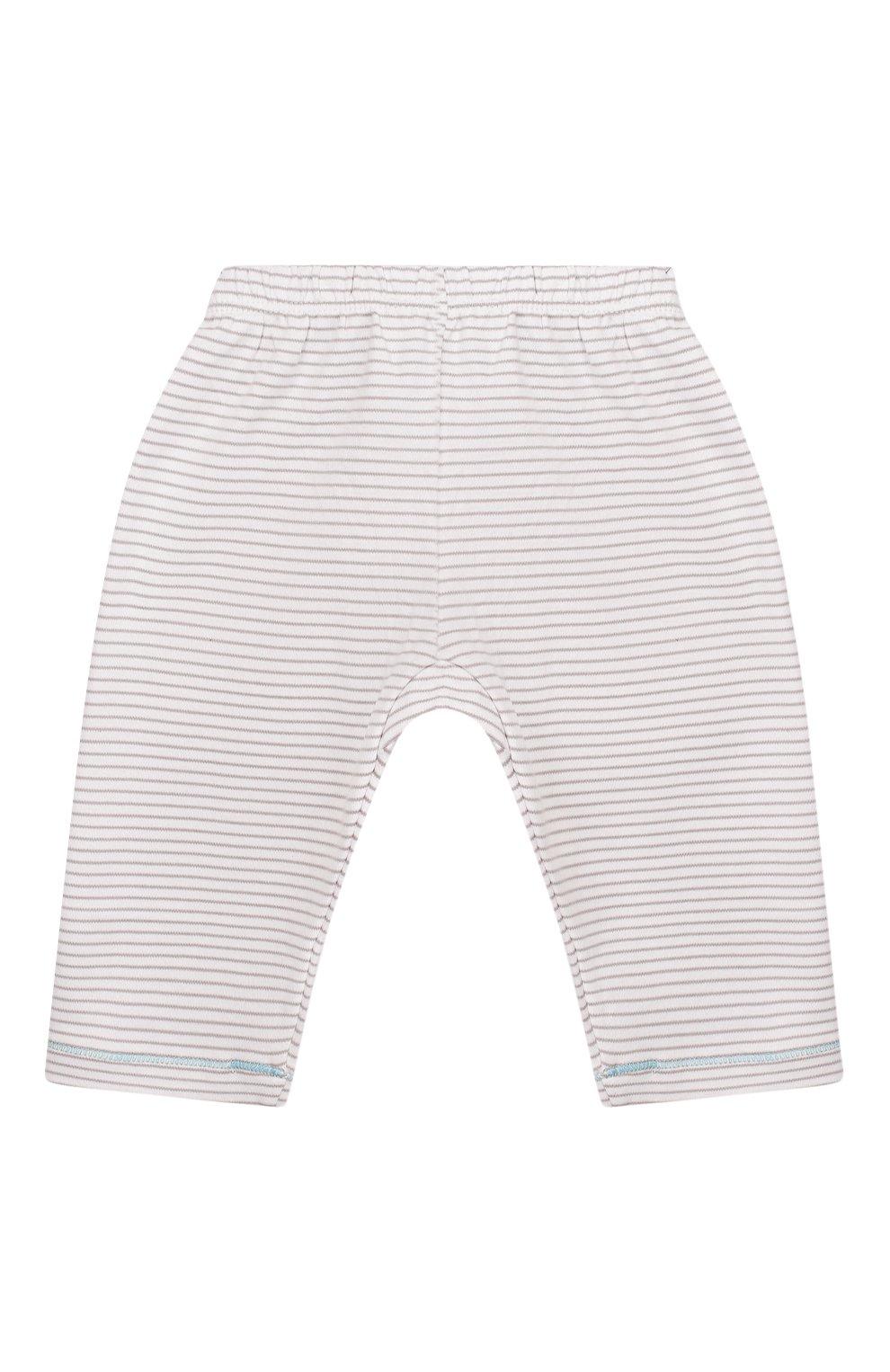 Детский комплект из лонгслива и брюк best buddy MAGNOLIA BABY серого цвета, арт. 563-27-LB | Фото 5