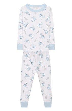 Пижама Tiny Choo Choo | Фото №1