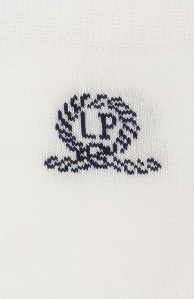 Детские хлопковые носки LA PERLA белого цвета, арт. 42035/7-8 | Фото 2