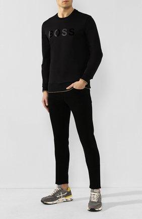 Мужские джинсы CITIZENS OF HUMANITY черного цвета, арт. 6170C-927 | Фото 2