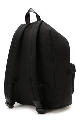 Мужской текстильный рюкзак DSQUARED2 черного цвета, арт. BPM0019 11702649 | Фото 3