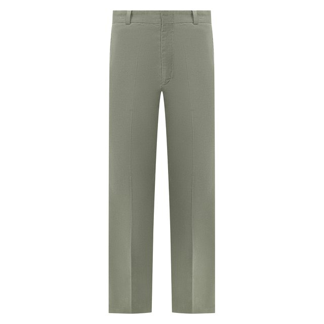 Хлопковые брюки Alanui