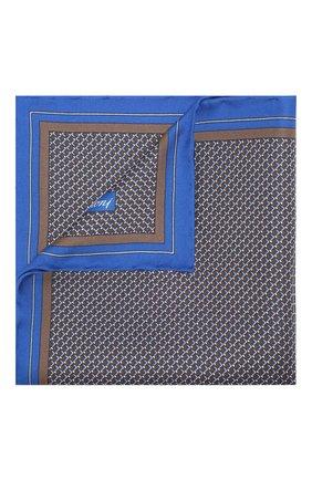 Комплект из галстука и платка   Фото №4