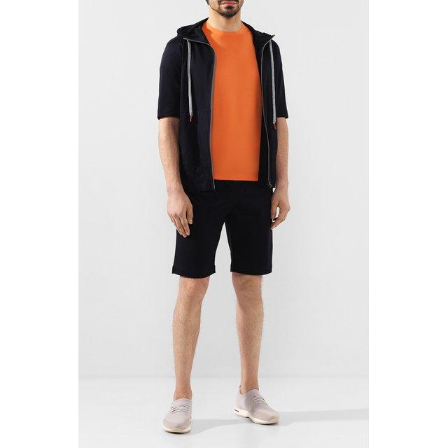 Хлопковый спортивный костюм Kiton — Хлопковый спортивный костюм