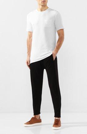 Мужская хлопковая футболка COTTON CITIZEN белого цвета, арт. M602715 | Фото 2
