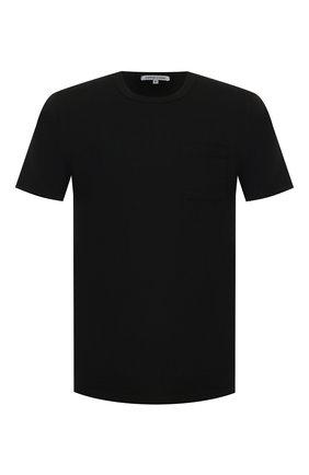 Мужская хлопковая футболка COTTON CITIZEN черного цвета, арт. M6003105 | Фото 1