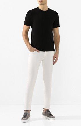 Мужская хлопковая футболка COTTON CITIZEN черного цвета, арт. M6003105 | Фото 2