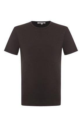 Мужская хлопковая футболка COTTON CITIZEN темно-серого цвета, арт. M60011 | Фото 1