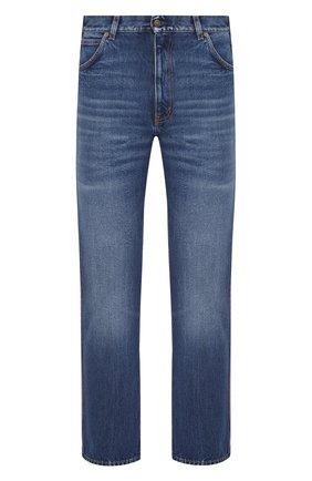 Мужские джинсы GUCCI синего цвета, арт. 561057/XDA1J | Фото 1