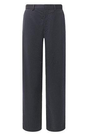 Мужской брюки VETEMENTS темно-синего цвета, арт. SS20PA144 1327/M   Фото 1