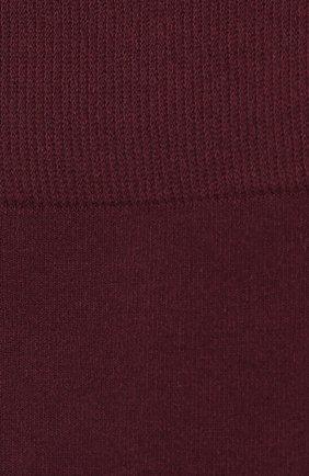 Женские хлопковые гольфы FALKE фиолетового цвета, арт. 47632_19_ | Фото 2