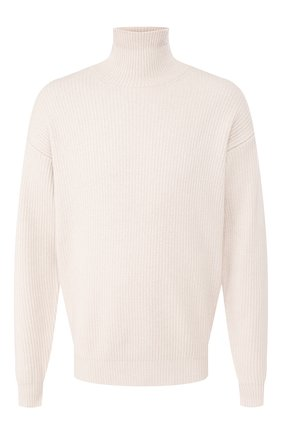 Мужской кашемировый свитер BOTTEGA VENETA светло-серого цвета, арт. 541545/VEX80   Фото 1