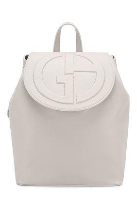 Женский рюкзак GIORGIO ARMANI белого цвета, арт. Y1L012/YSV4E | Фото 1
