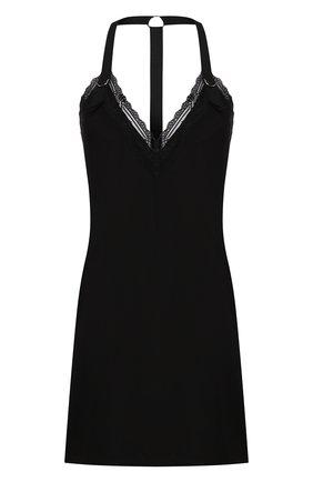 Женская сорочка CHANTAL THOMASS черного цвета, арт. TC44_чер | Фото 1