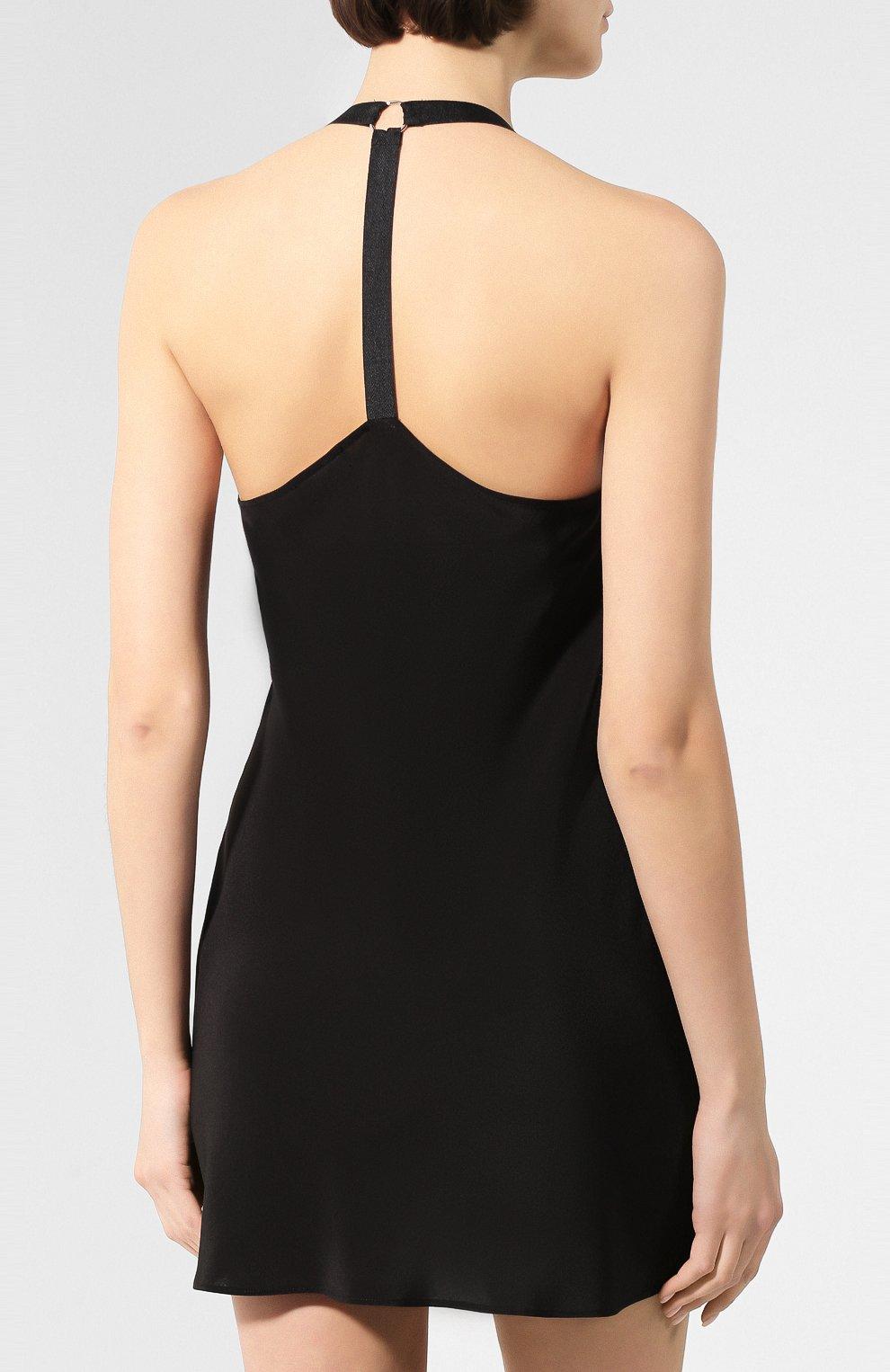 Женская сорочка CHANTAL THOMASS черного цвета, арт. TC44_чер | Фото 4