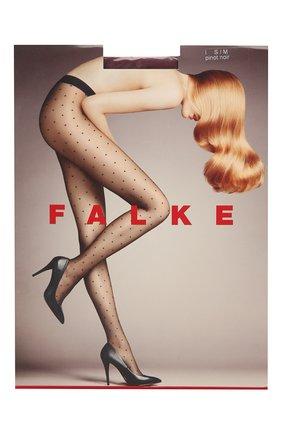 Женские капроновые колготки FALKE фиолетового цвета, арт. 40685_19_ | Фото 1