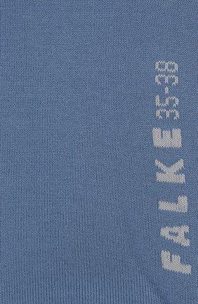 Женские носки FALKE синего цвета, арт. 47673_19_1_ | Фото 2