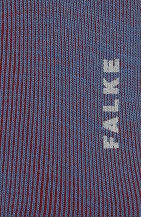Женские носки color shade FALKE синего цвета, арт. 46516_19_ | Фото 2