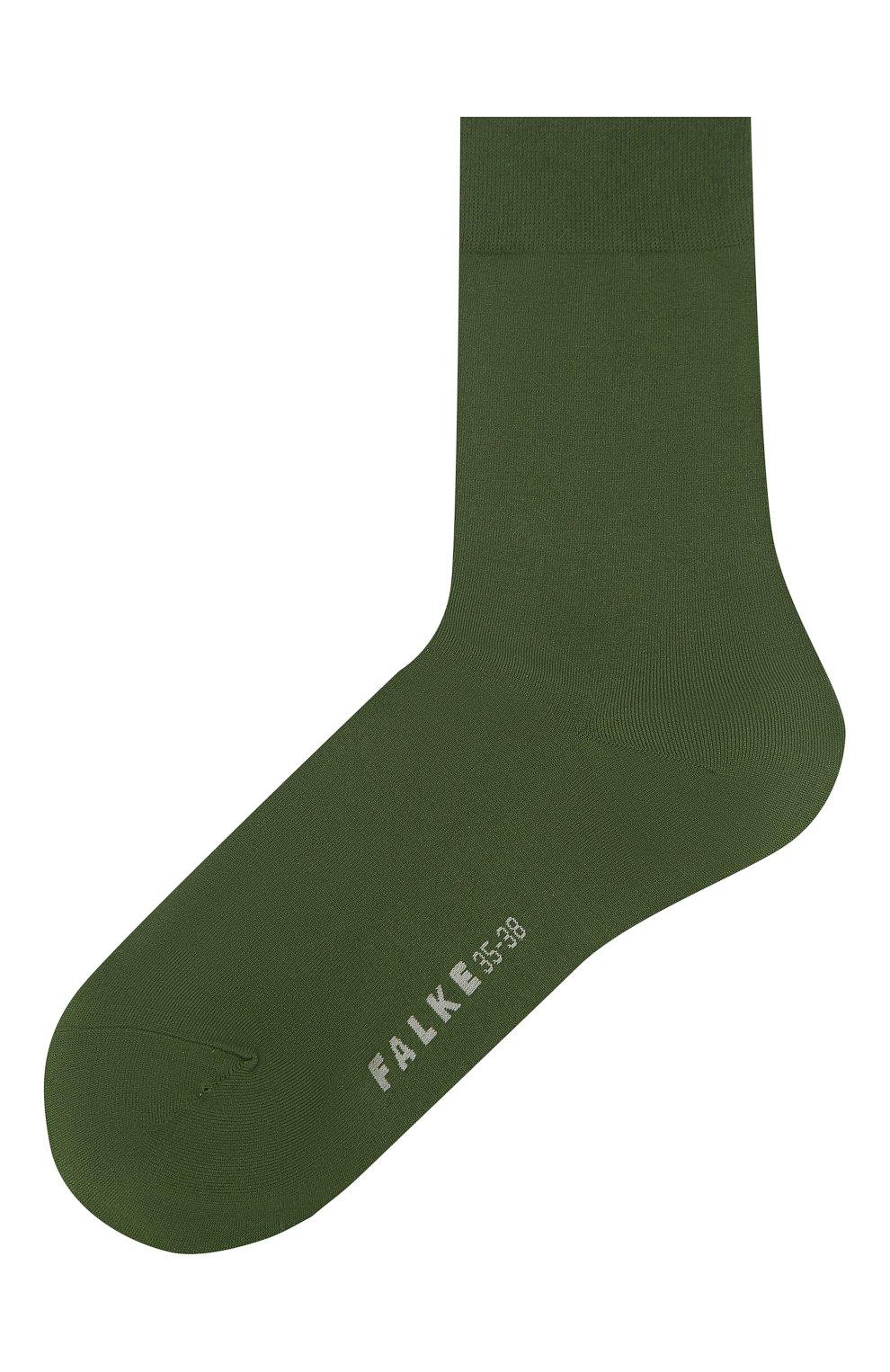 Женские носки FALKE зеленого цвета, арт. 47673_19_1_   Фото 1