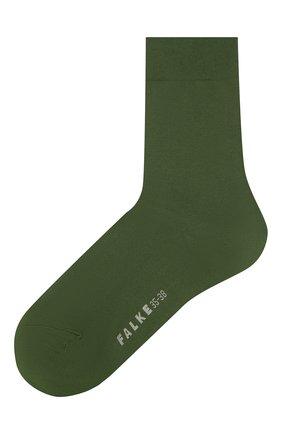 Женские носки FALKE зеленого цвета, арт. 47673_19_1_ | Фото 1
