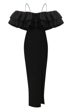 Женское платье-макси RASARIO черного цвета, арт. 0088W9_1 | Фото 1
