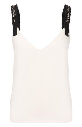 Женская топ STELLA MCCARTNEY белого цвета, арт. 607583/SCA06 | Фото 1