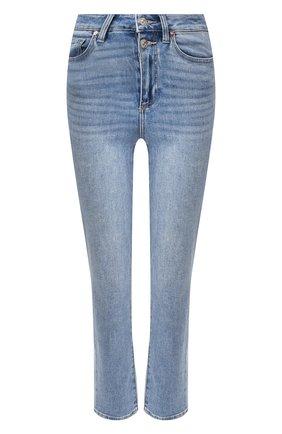Женские джинсы PAIGE голубого цвета, арт. 5714F72-7596 | Фото 1