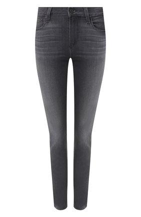 Женские джинсы PAIGE серого цвета, арт. 1394743-7625 | Фото 1