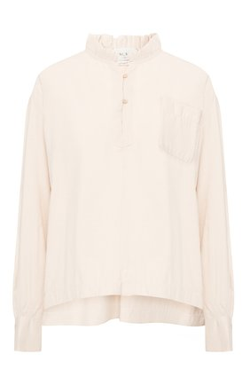 Женская блузка FORTE_FORTE кремвого цвета, арт. 7040 | Фото 1