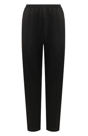 Женские брюки FORTE_FORTE черного цвета, арт. 7045 | Фото 1
