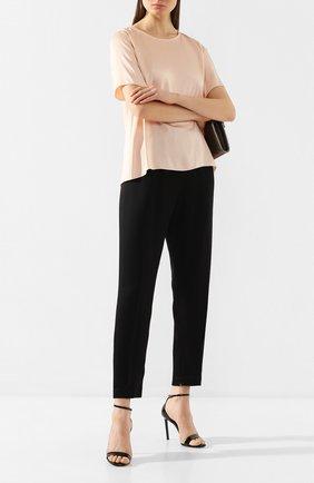 Женские брюки FORTE_FORTE черного цвета, арт. 7045 | Фото 2