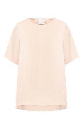 Женская топ FORTE_FORTE оранжевого цвета, арт. 7050 | Фото 1
