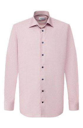 Мужская хлопковая сорочка ETON бордового цвета, арт. 1000 00531 | Фото 1