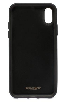 Мужской чехол для iphone xr DOLCE & GABBANA разноцветного цвета, арт. BP2516/AZ657 | Фото 2