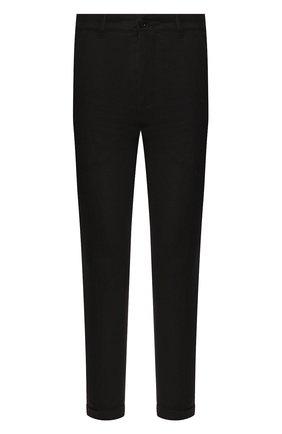 Мужской брюки DRYKORN черного цвета, арт. 40418-120011 | Фото 1