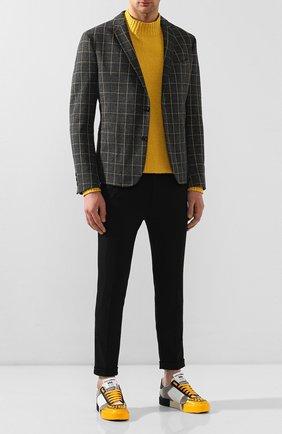Мужской брюки DRYKORN черного цвета, арт. 40418-120011 | Фото 2