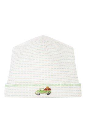 Детского шапка fall farm MAGNOLIA BABY разноцветного цвета, арт. 652-50-CE | Фото 1