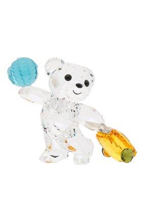 Мужская статуэтка kris bear SWAROVSKI прозрачного цвета, арт. 5491972 | Фото 1