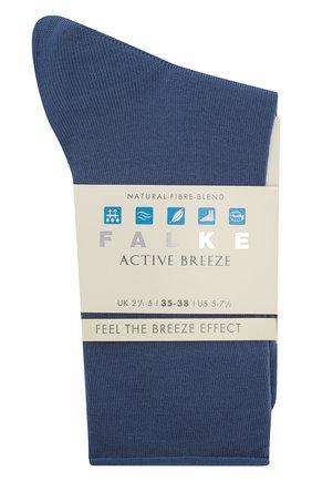 Женские носки breeze FALKE синего цвета, арт. 46125_19_1_ | Фото 1