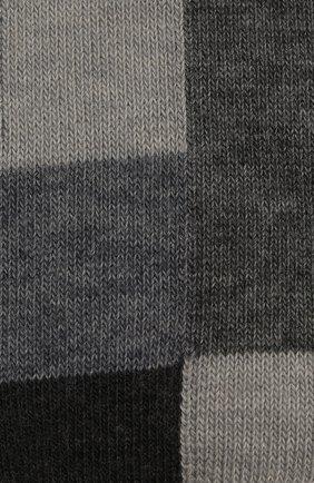 Женские носки marble brick FALKE темно-серого цвета, арт. 46323_19_ | Фото 2