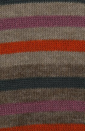 Женские носки profile stripe FALKE бежевого цвета, арт. 46325_19_ | Фото 2
