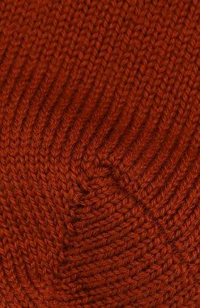 Женские носки striggings rib FALKE коричневого цвета, арт. 47520_19_ | Фото 2
