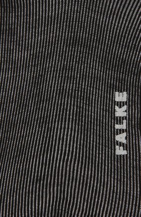 Женские носки color shade FALKE черного цвета, арт. 46516_19_ | Фото 2