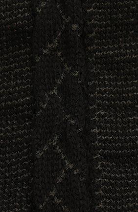 Женские гольфы wiesn braid FALKE черного цвета, арт. 46617_19_ | Фото 2