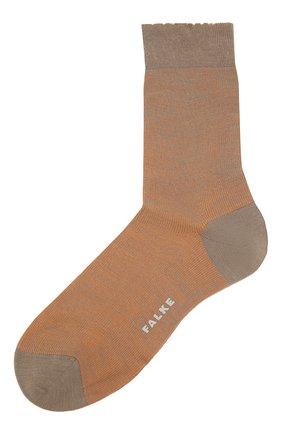 Женские носки color shade FALKE бежевого цвета, арт. 46516_19_ | Фото 1