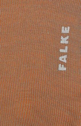 Женские носки color shade FALKE бежевого цвета, арт. 46516_19_ | Фото 2