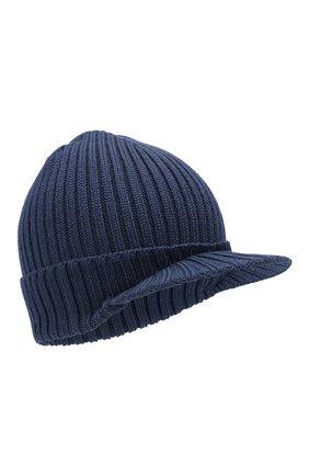 Детская кепка A.T.T. темно-синего цвета, арт. К107/96 | Фото 1
