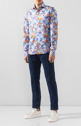 Мужская рубашка ETON разноцветного цвета, арт. 1000 00617 | Фото 2